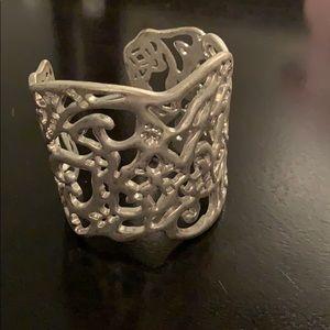 Wrist cuff bracelet